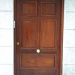 Puerta Color Cerezo