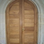Puerta Nogal