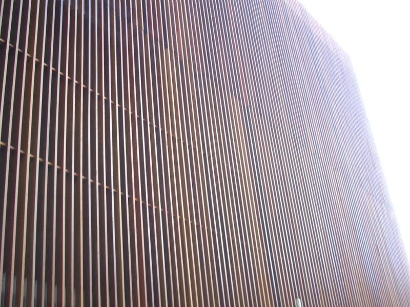 Recubrimiento De Fachada Carpinteria Cafedma - Recubrimientos-fachadas